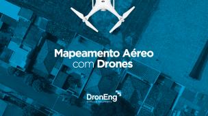 Mapeamento Aéreo com Drones