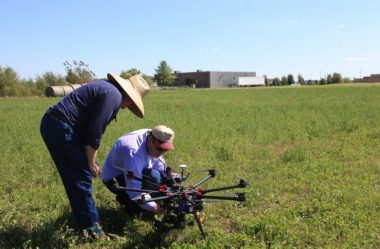 Drones: redução de custos para produtores agrícolas