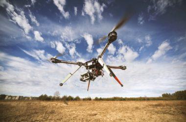 Agricultores usam drones para monitorar plantações