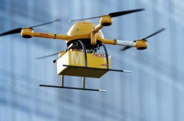 10 razões para amar os drones