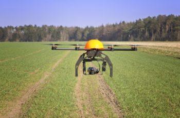 Novos horizontes para a agropecuária com drones