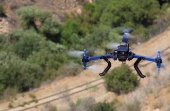 Drones, o futuro da agricultura e não só