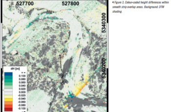 Laser embarcado em VANT para mapeamento de terrenos e estruturas de vegetação