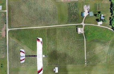 Utilização de drones para agricultura podem mudar o caminho das fazendas.