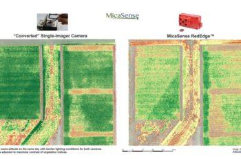 Sensoriamento Remoto com VANT e câmeras Multiespectrais