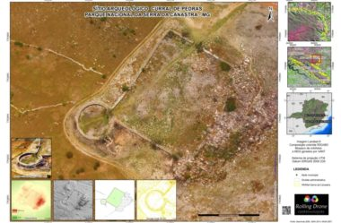 Drones e geotecnologias na pesquisa arqueológica