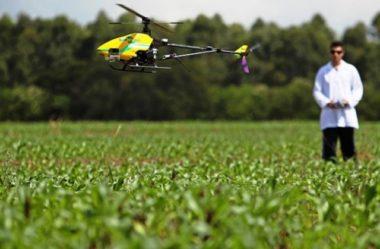 Depois das usinas de cana, setor de grãos descobre o potencial dos drones