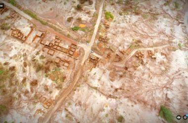 O uso de drones em desastres ambientais