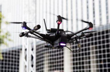 4 números chave do mercado de drones em 2016