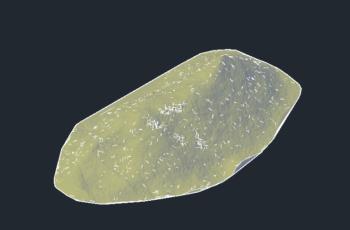 Autocad Civil 3D: Manipulação de nuvem de pontos e geração de modelo de superfície
