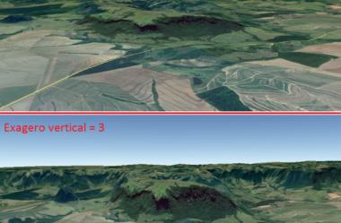 Plano de voo: Como avaliar o perfil do terreno