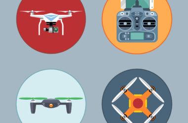 Com preço menor, 3 milhões de drones devem ser vendidos em 2017, diz consultoria