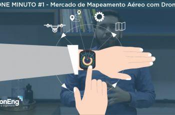 O que é Mapeamento Aéreo com Drones?
