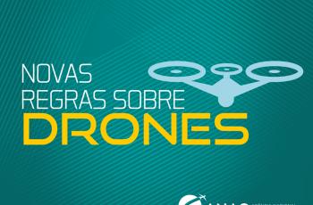 ANAC aprova regulamentação de uso comercial dos drones no Brasil