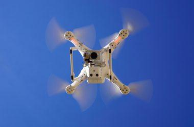 Qual é o clima ideal para voos com drones?