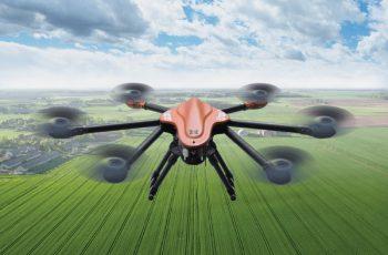 Como os produtores rurais estão usando drones nos Estados Unidos?