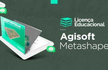Licença Educacional do Agisoft Metashape Professional: quem pode adquirir?