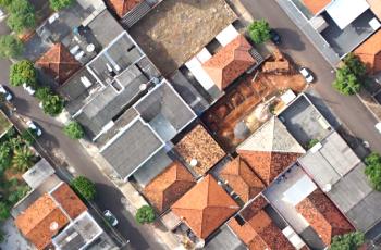 Guia completo sobre Mapeamento Aéreo Urbano com Drones