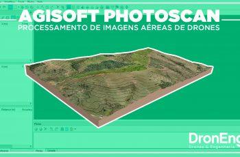 Agisoft PhotoScan professional: Passo a passo para fazer o download e pedir a versão de teste