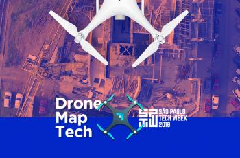 DroneMap Tech: empresa reduz custos em 60% com a topografia com drones
