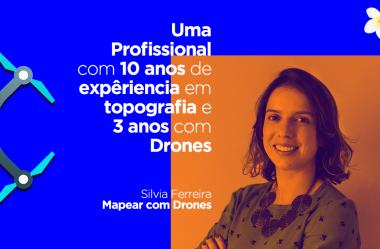 DroneMap Tech: saiba o que você pode esperar no workshop e palestra sobre topografia com drones!