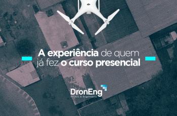 Mapeamento Aéreo Urbano: a experiência de quem já fez o curso presencial da DronEng