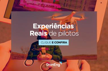 Conheça experiências reais de mapeamento aéreo com drones
