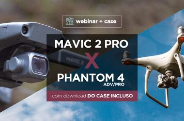 Mavic 2 PRO X Phantom 4 ADV/PRO