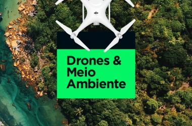 Topografia com drones aplicado ao meio ambiente