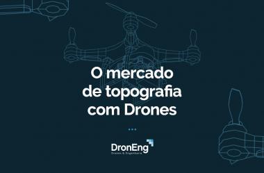 Drones: mercado que cresce cada vez mais