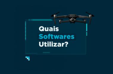 Topografia com drones: quais softwares devo utilizar?