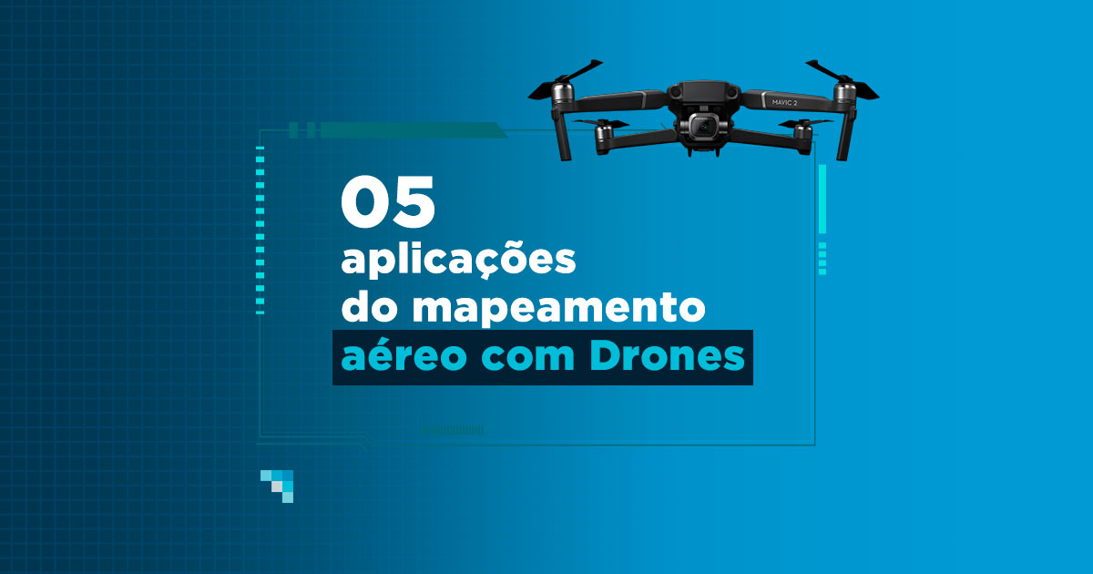 Drones na Engenharia: análise de mercado